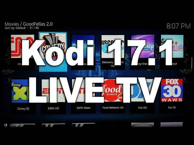 THERE'S AN APP 4 THAT-FREE LIVE TV and cable/1min KODI