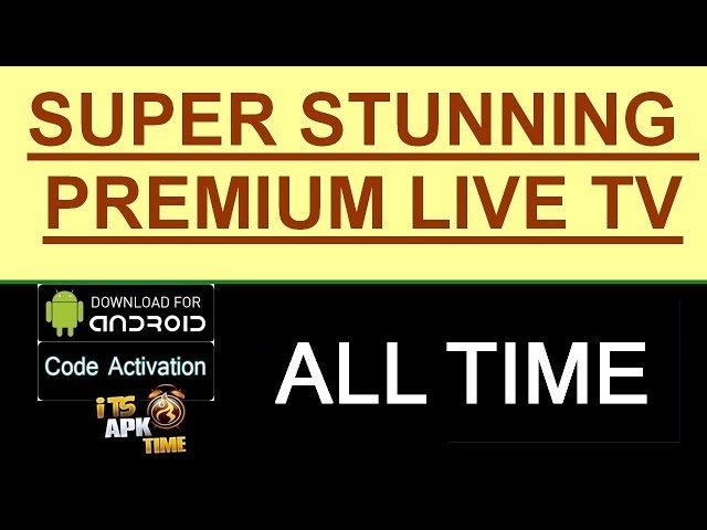 BEST BRAND NEW PREMIUM LIVE TV APK
