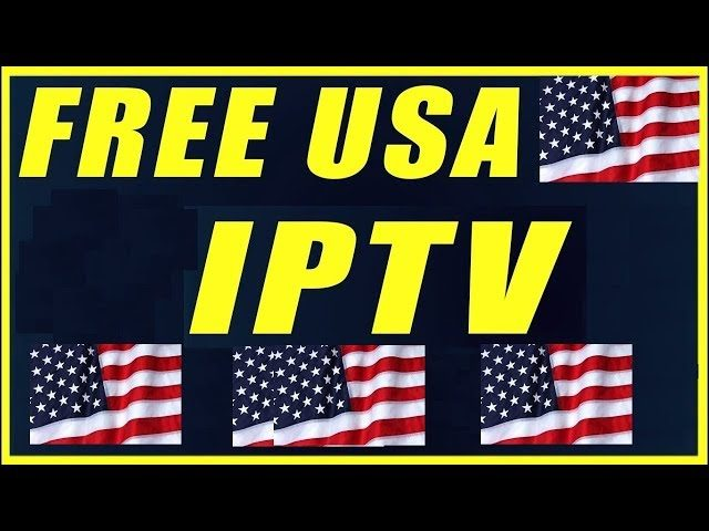 BEST IPTV FOR USA CHANNELS PREMIUM FREE DAILY - UPDATED