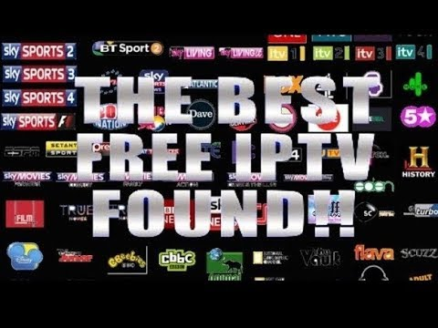 Best FREE IPTV M3U PLAYLIST 7000+ HD CHANNELS Daily Update