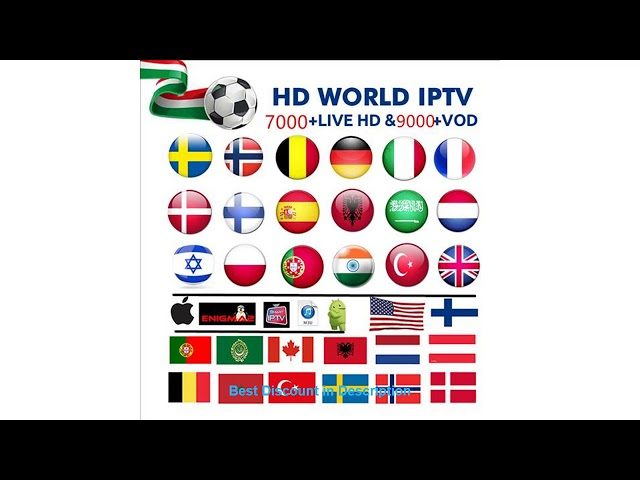 Best FREE IPTV M3U PLAYLIST 7000+ HD CHANNELS | Daily Update 2018